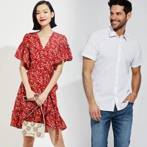 Up to 76% Off+Extra 20% OffSelect Apparel Sale @ Saks Off 5th