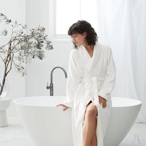 低至5折 封面浴袍$69Sheridan 浴室好物特价专享 不同材质浴巾$9起 地垫仅$30