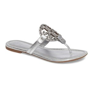 95c40ca1d4ec1 Nordstrom offers up to 40% off select Tory Burch shoes. Free shipping. Tory  BurchMiller Embellished Sandal