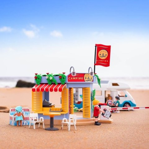 低至7.5折Playmobil 畅销全球的益智玩具大促 PK乐高的情景拼装积木