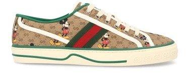 Disney x Gucci 合作款运动鞋