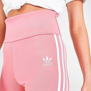 Adidas三叶草骑行裤