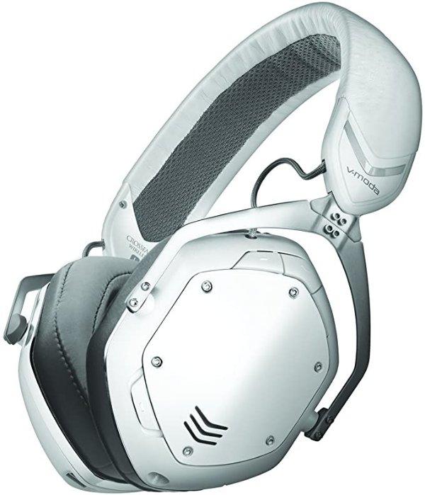 V-MODA Crossfade 2 Wireless Oer-Ear Headphone - Matte White