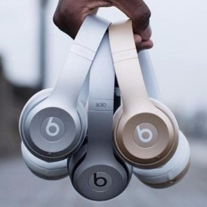 Beats Solo3 Wireless On Ear Headphone Rose Gold 239 99 30 Gift Card Dealmoon