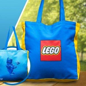 满$200送封面款帆布袋LEGO®官网八月特卖,大量新款都参加