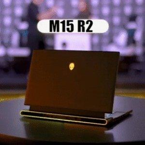低至$1899 支持页面升级Alienware M15R2 游戏本 多配置可选 $2199收2060