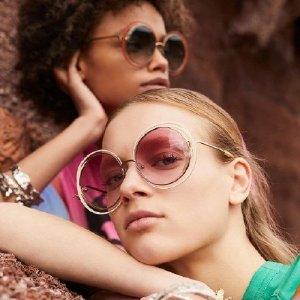 3折起+第二幅半价 $67起最后一天:Chloe、Gucci、Saint Laurent等大牌墨镜折上折