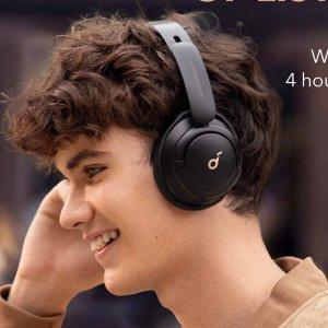 $94.99(原价$109.99)Anker Soundcore Life Q30 主动降噪无线耳机