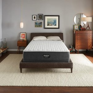 Simmons睡美人银标一级BRS900超硬床垫 Queen