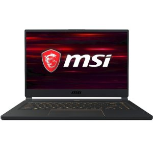 $1599.99 240Hz 屏幕刷新率MSI GS65 15.6寸游戏笔记本  ( i7-9750H, 32GB, RTX2060)
