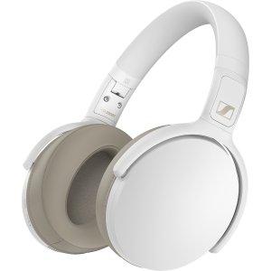 SennheiserSennheiser HD 350BT (White) Over-ear wireless Bluetooth® headphones at Crutchfield