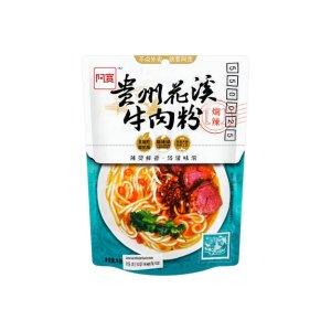 BAIJIA Guizhou Huaxi Artificial Beef Flavor Rice Noodle 270g
