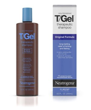 T/Gel® Therapeutic Original Formula Scalp Treatment Shampoo   Neutrogena®