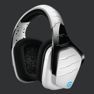 Logitech G933 Artemis Spectrum Gaming Headset white