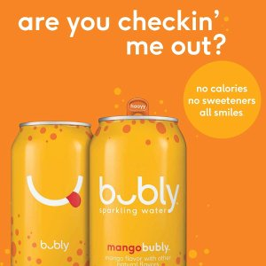 54 Count for $16.7012oz bubly Sparkling Water (Various Flavors)