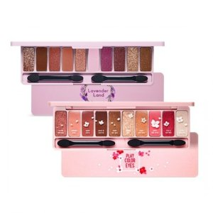 Etude House[Limited] Play Color Eyes #Lavender land #Cherry Blossom
