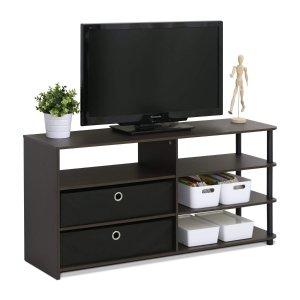 $43.22Furinno 电视柜 可容纳50寸电视机