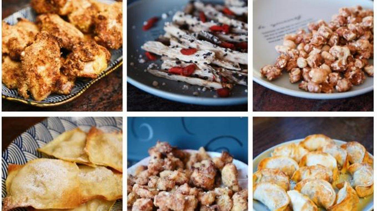 7道空气炸锅料理,把你从进厨房的焦虑中解救出来