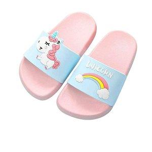 60% OffGLOOMALL Kids Household Sandals Anti-Slip Indoor Outdoor Slippers