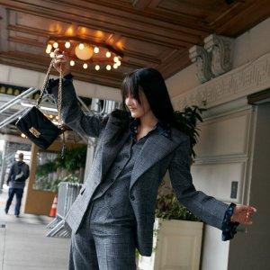 全场7.5折+额外7.8折独家:Michael Kors 节日促销 Cece链条包专场