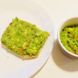 只需五分钟的牛油果酱面包牛油果吃不惯 教你正确打开方式 健身早餐Pick它准没错