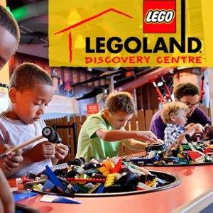门票$19.95 (原价$27.95)Legoland 多伦多乐高乐园 孩子们的玩乐天堂