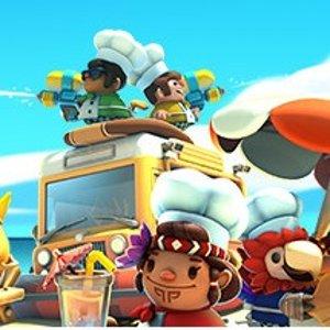 不要钱啦快去领Overcooked! 2 《分手厨房2》2款DLC Steam数字版免费领