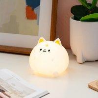 SMOKO 圆猫小夜灯
