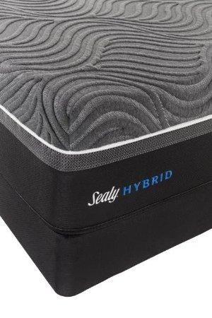 Sealy Posturepedic Hybrid Premium Silver Chill Plush床垫,Queen号