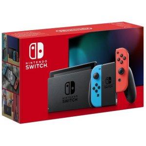 Nintendo续航加强版-经典红蓝