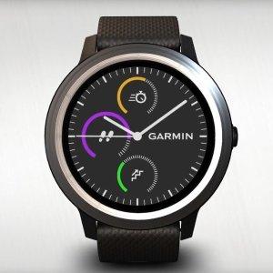 $199.99(原价$229.99) 8.7折黑五价:Garmin Vivoactive 3 智能运动手表