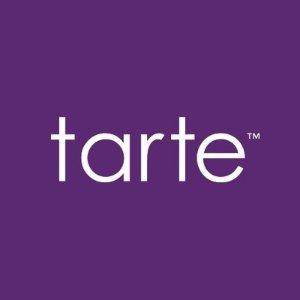 8折+赠睫毛膏+腮红即将截止:Tarte Cosmetics 护肤彩妆热卖 收蜂巢眼盘