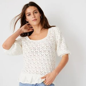 Extra 50% off+Extra 30% offAnn Taylor End of Season Sale