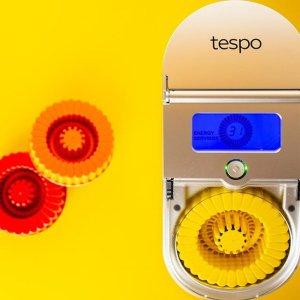 液体维他命每日享Tespo维生素新机、维生素盘开箱测评