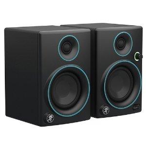 Mackie CR3 2.0 有源桌面音箱 蓝色版