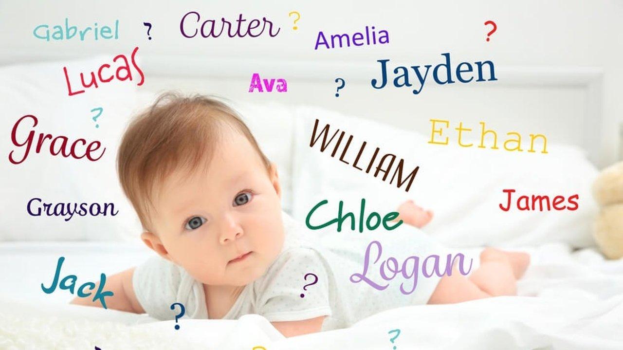美国宝宝起名字大学问   最受欢迎宝宝英文名排名 2020