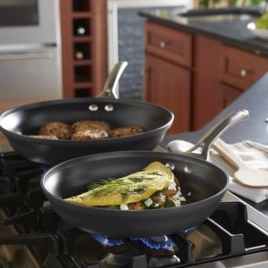 $28Calphalon Contemporary Hard-Anodized Aluminum Nonstick Cookware