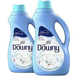 $5.53Downy 液体衣物柔顺剂 2瓶