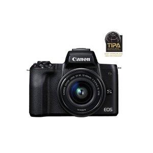 CanonEOS M50 EF-M 15-45mm