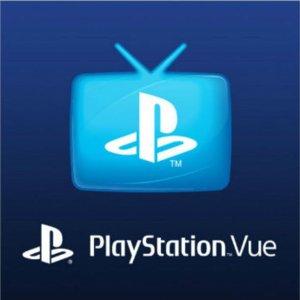 每月$44.99起PlayStation Vue 电视服务
