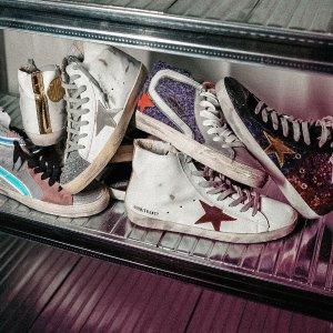 低至6折 小脏鞋经典配色Eastdane 年中大促 MCM、小脏鹅、Levi's等都参加