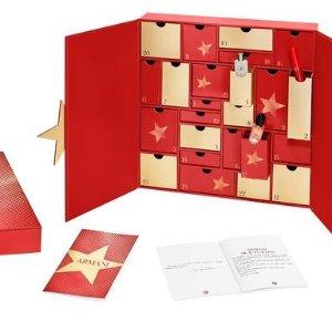 8折优惠 立省€60Armani 阿玛尼2019圣诞美妆日历开售 含正装红管唇釉
