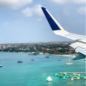 直飞往返$197起JetBlue 捷蓝航空 波士顿-洛杉矶长堤海滩航班促销