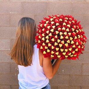 Edible BloomsTonne of Roses