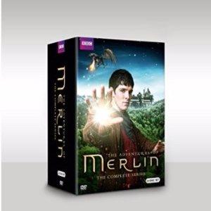五二折精选《梅林传奇》全集影音DVD