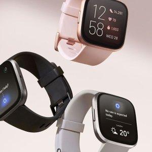 $129 收Fitbit VersaMacy's 智能手表大促, 全场$24.99起