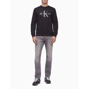 Calvin Klein满$125减25卫衣