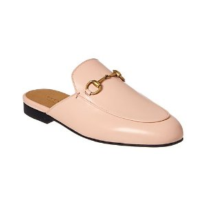 GucciPrincetown Leather Slipper