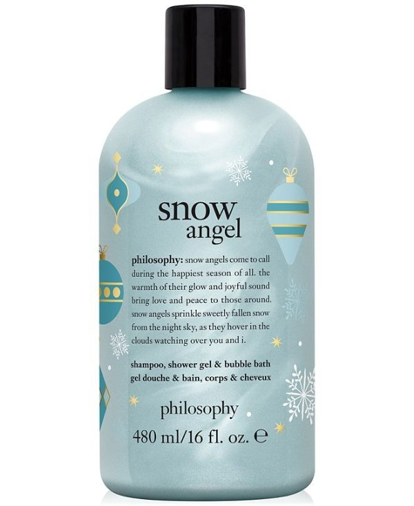Snow Angel 沐浴洗发露
