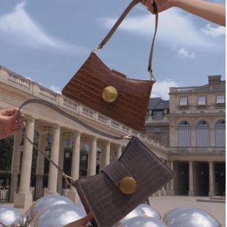 €370白色法棍包包有货上新:Elleme 法国小众包包品牌 Ins爆款收入囊中